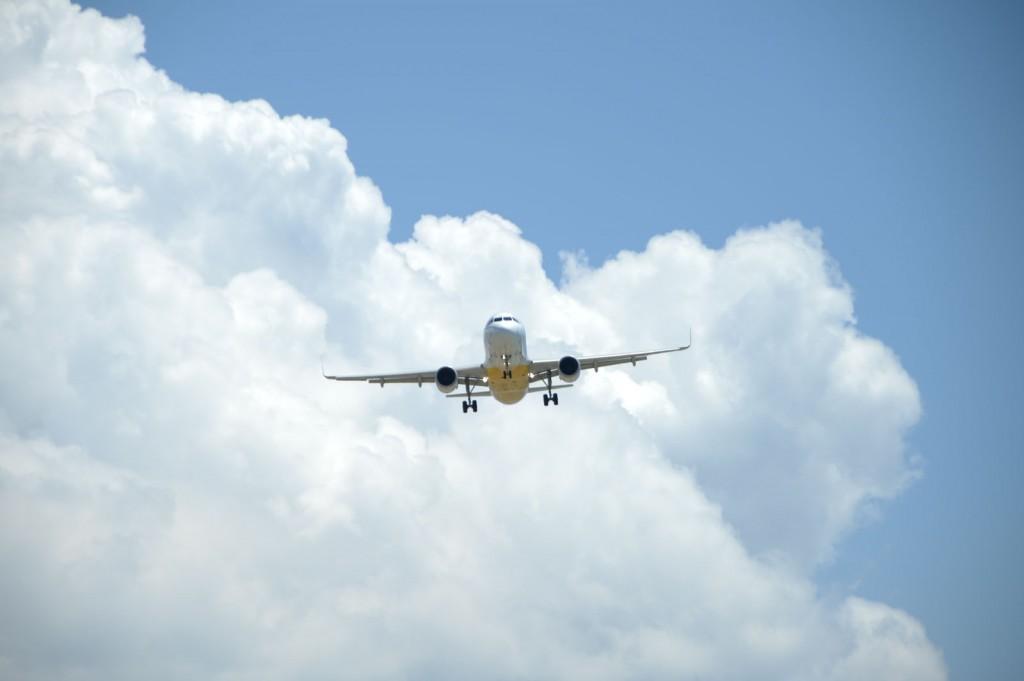 瀬長島 飛行機