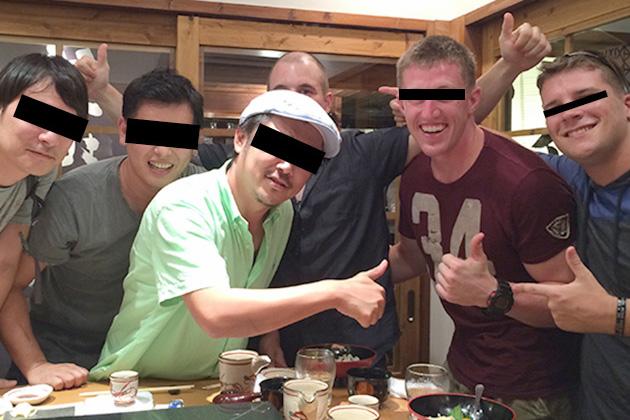 国際通り屋台村 築地青空三代目
