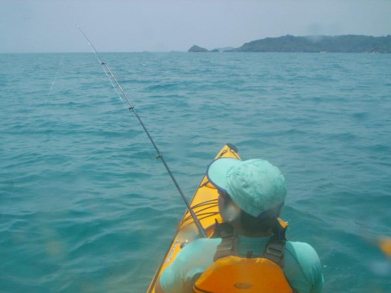 kayak カヤック フィッシング