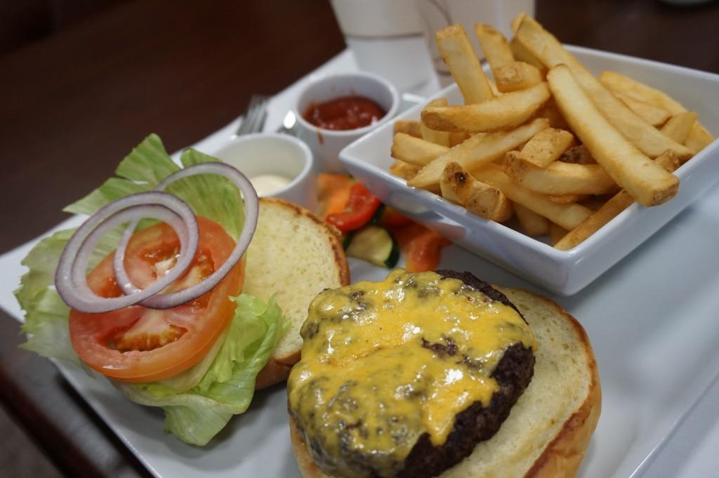 taiyo burger Jr