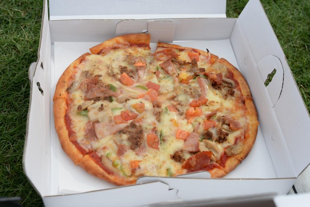 ピザハウスジュニア ピザ