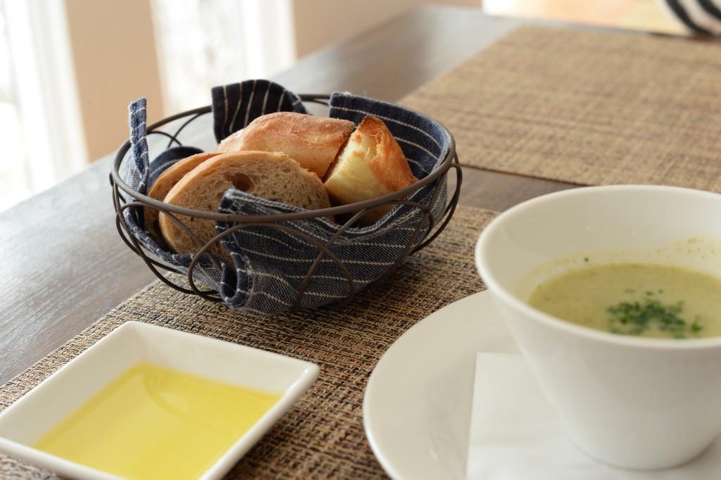 リエールブラン 自家製パン