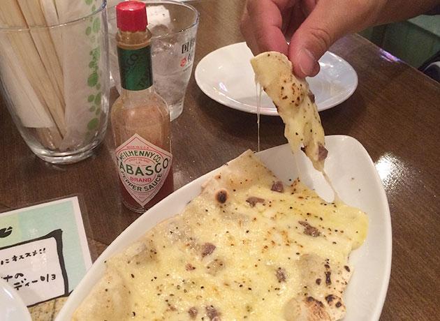 HAMMOCK-アンチョビピザ