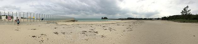 辺野古ビーチ
