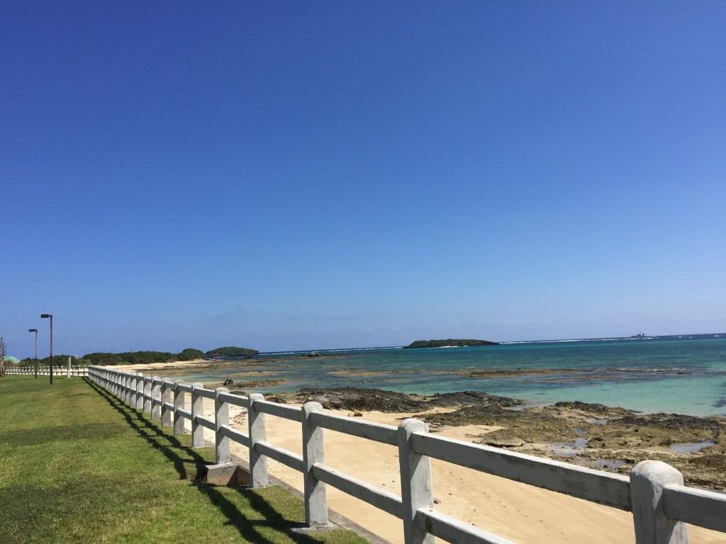 沖縄東海岸
