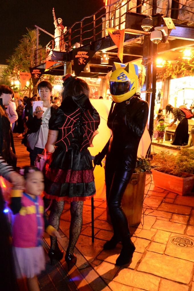 北谷ミハマ仮装コンテスト2015