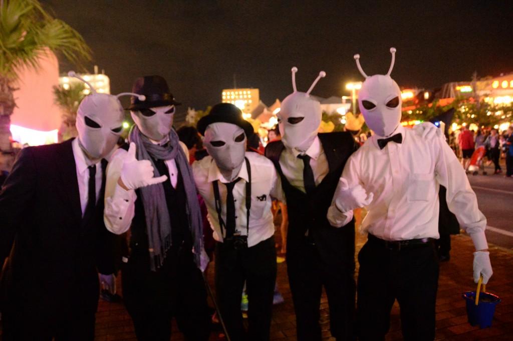 北谷ミハマ仮装コンテスト