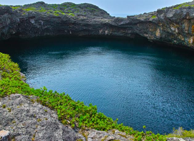 下地島通り池