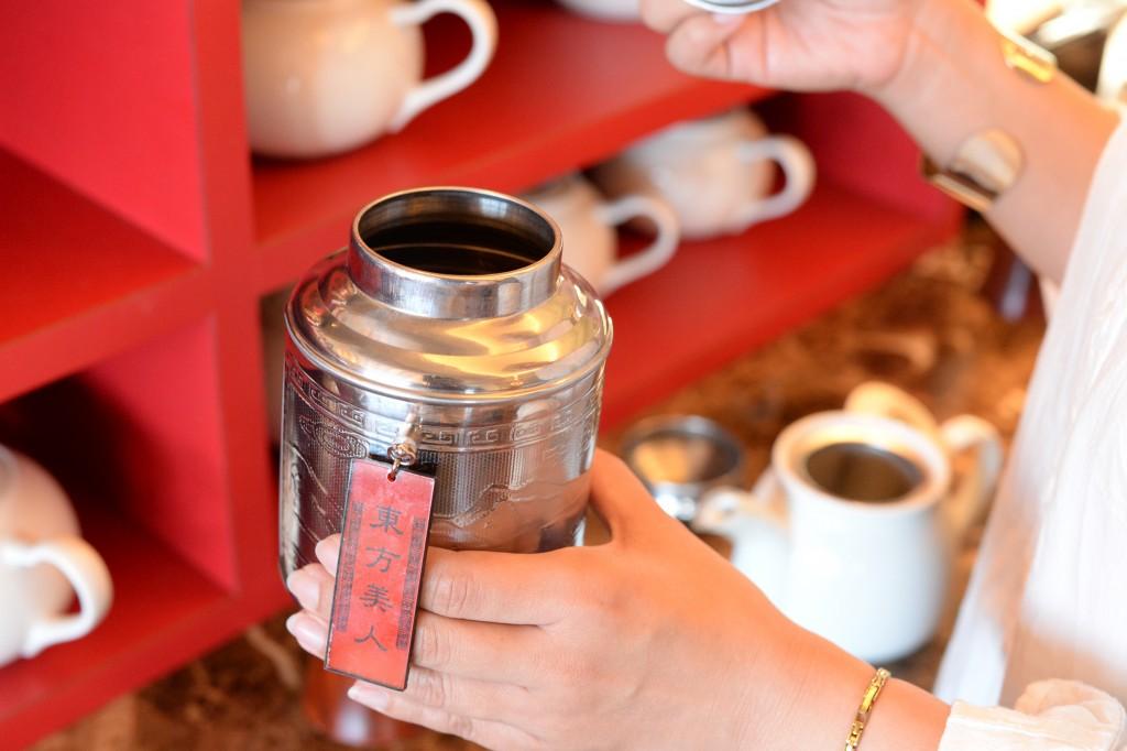 アリビラ 中国茶