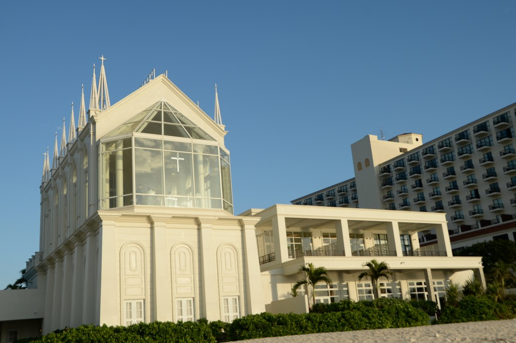 ホテル日航アリビラ グローリー協会