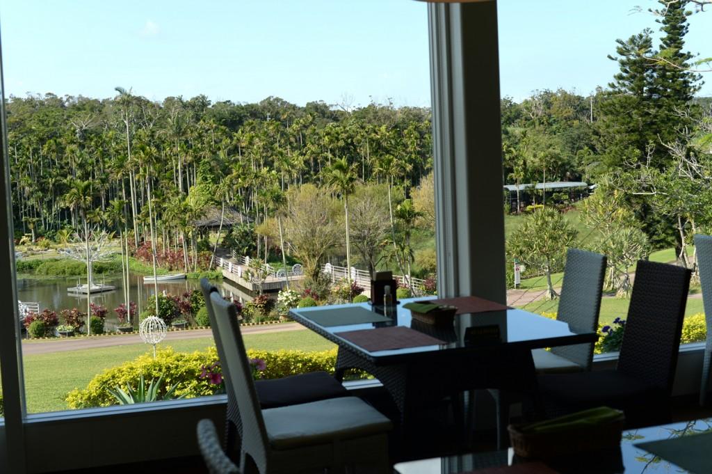 東南植物楽園 レストラン